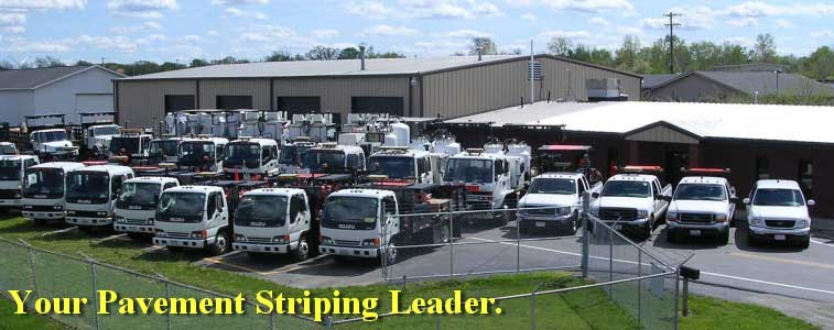 Your Pavement Striping Leader